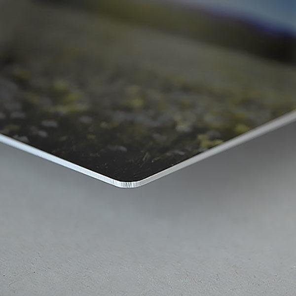 photo sublimée sur aluminium