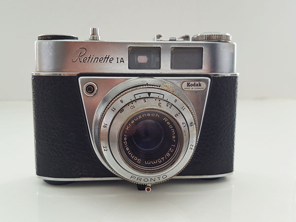 Appareil photo vintage Kodak