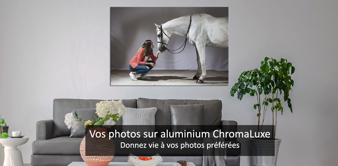 Tirage photo sur aluminium AIx -Marseille