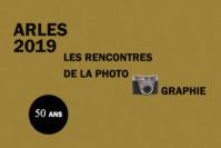 Les rencontres de la photographie d'Arles 2019