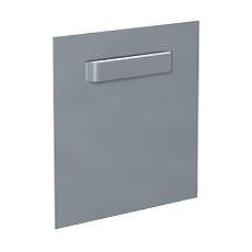 Attache adhésive pour impression photo sur aluminium brossé