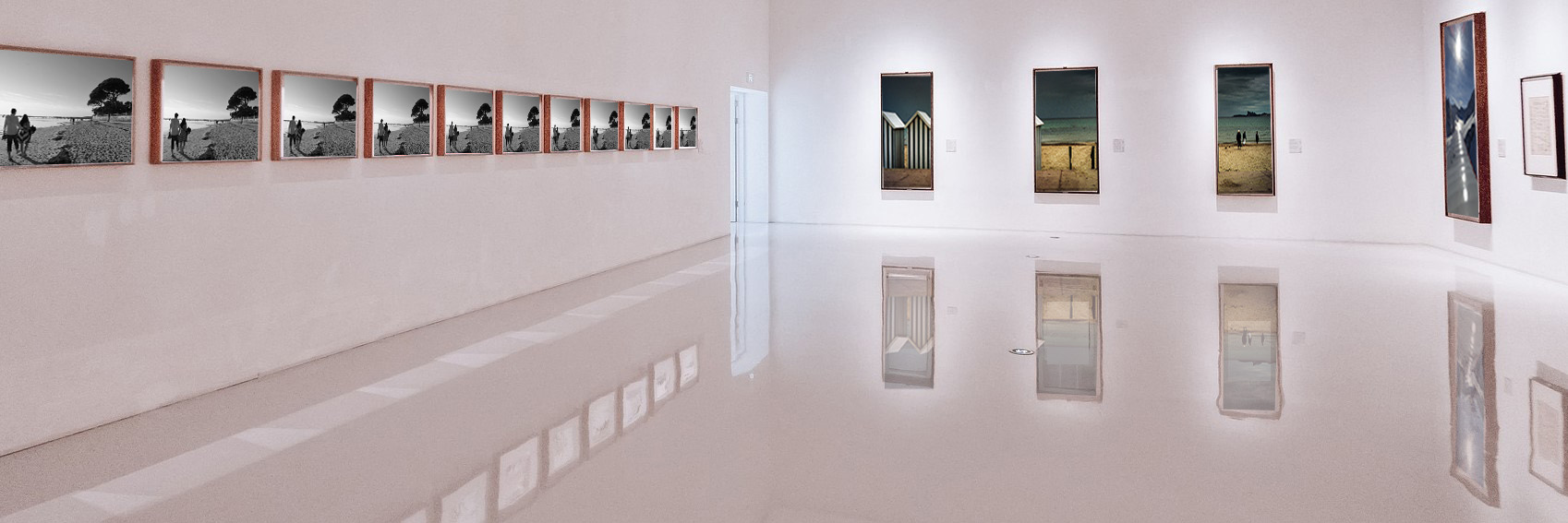 Tirage photo sur aluminium pour exposition professionnelle